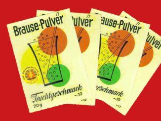 DDR Brausepulver