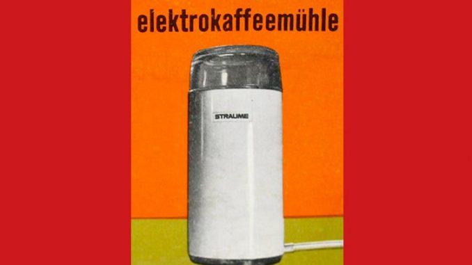 DDR Kaffeemühle